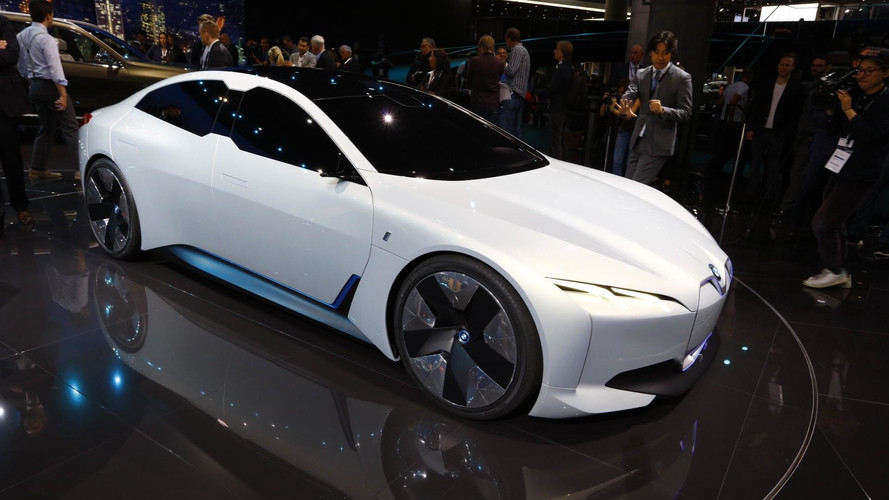 [VİDEO] BMW i Vision Dynamics konsepti