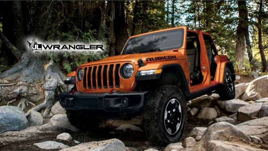 2018 Jeep Wrangler Owner's Manual, User Guide Emerge Onto The Web