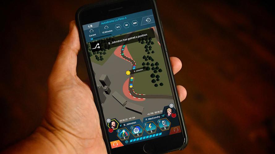 Motorsport lanza un juego en el que puedes administrar tu propio equipo