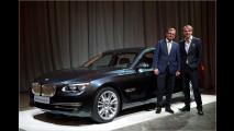 BMW 760Li Sterling inspired by Robbe & Berking