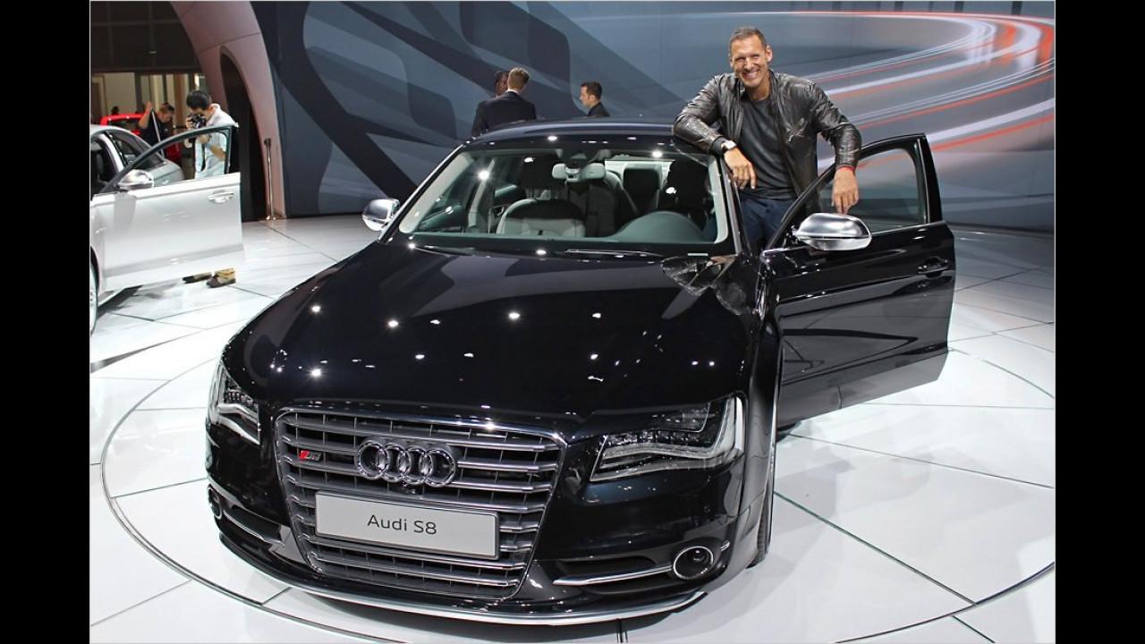 Ralf Möller: Audi S8