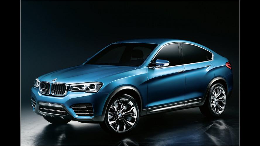 BMW Concept X4: Neue Aussichten