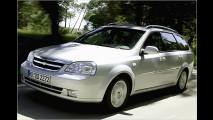 Neuer Chevrolet Cruze