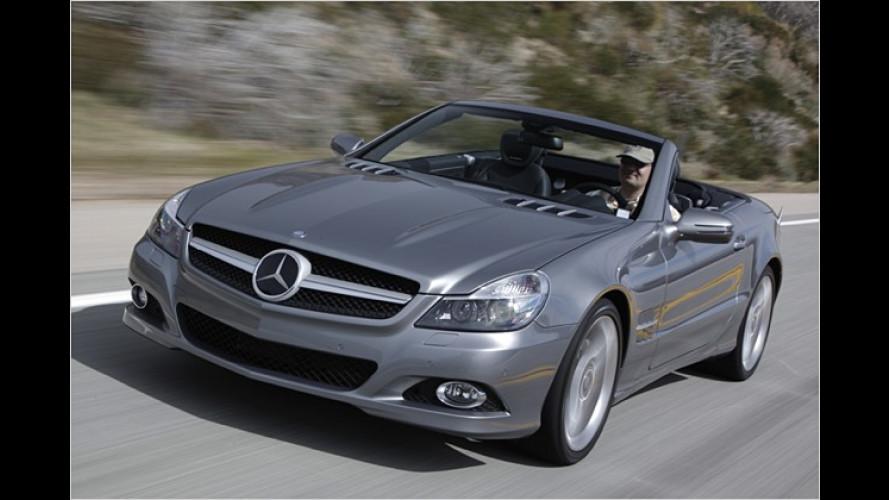 Direkter Typ: Der neue Mercedes SL 350 im Test