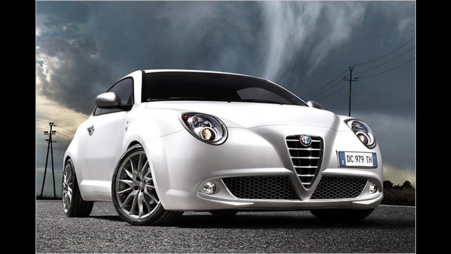 Alfa Romeo MiTo Quadrifoglio Verde: Topmodell kommt