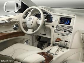 Audi Q7 V12 TDI Coastline Concept