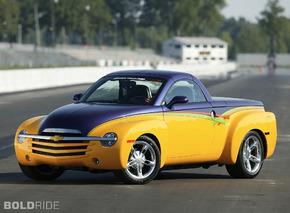 Chevrolet SSR Hot Rod Power Tour Concept