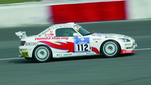 ADAC Honda S2000 race car 2004