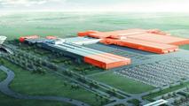 Porsche Leipzig plant