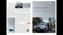La nuova Brand Identity Mercedes