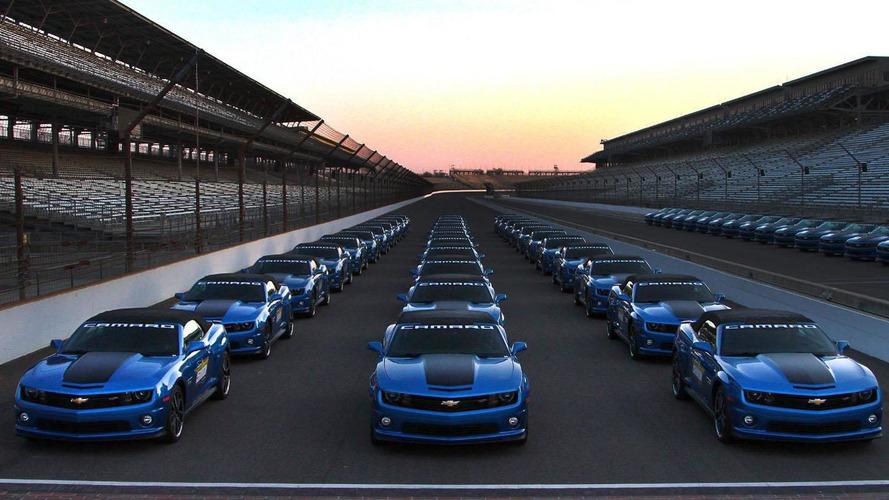 Chevrolet Camaro Convertible Hot Wheels Edition announced