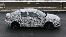 2014 Audi A3 sedan spy photos 24.1.2013