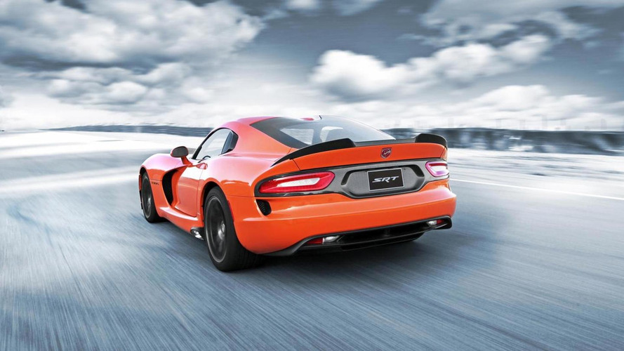 2014 SRT Viper Time Attack revealed
