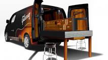 Nissan Gibson NV200 Mobile Repair & Restoration Van