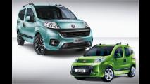 Fiat Qubo Facelift