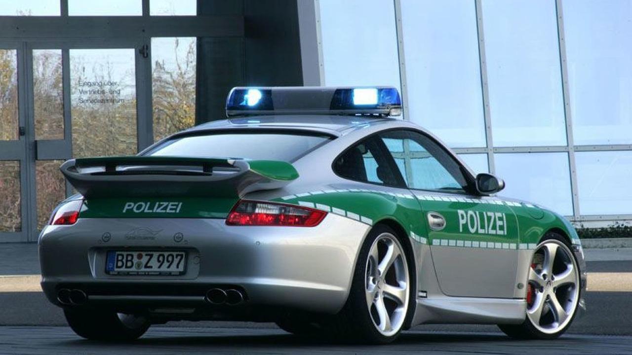 TechArt Porsche 911 Carrera S for TUNE IT! SAFE!