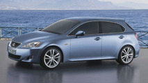 Lexus Compact - Artist Impression