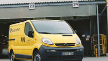 Opel Vivaro panel van for Deutsche Post World Net