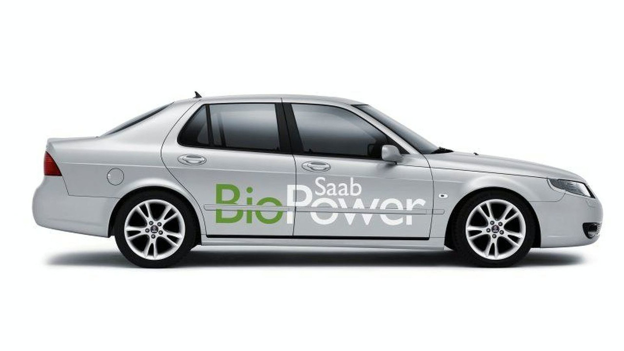 Saab 9-5 Aero BioPower Concept