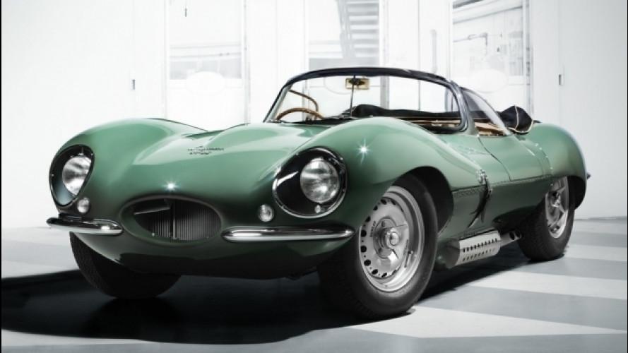 """Jaguar """"resuscita"""" la XKSS del 1957"""