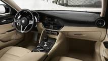 Alfa Romeo Giulia with Luxury Pack