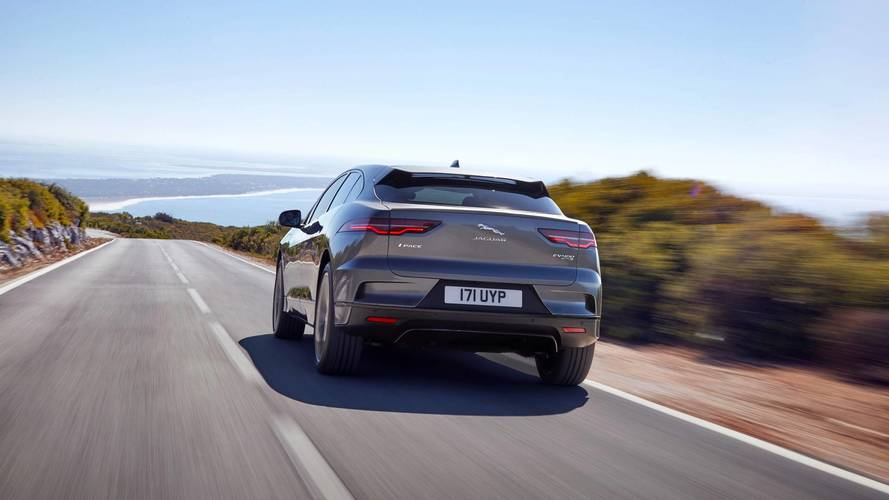 Take that Model X – Jaguar reveals I-Pace electric SUV