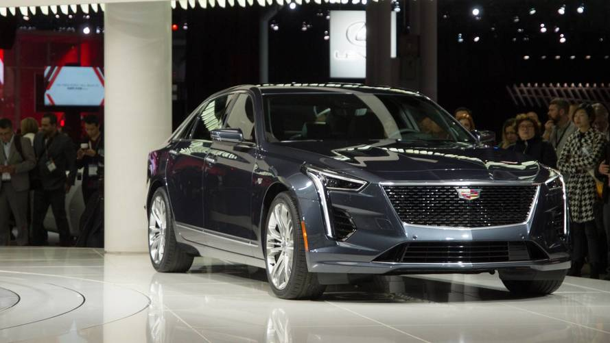 Cadillac President Says New Biturbo V8 Won't Go To Corvette