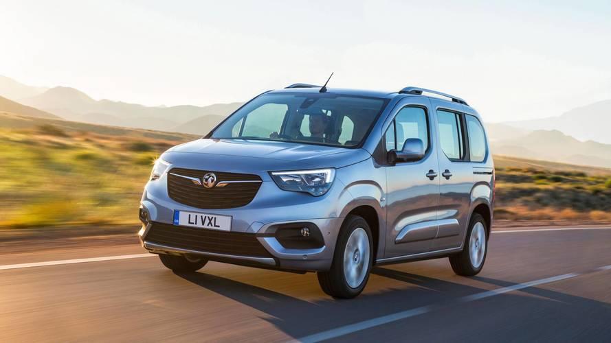 PSA breathes new Life into Vauxhall Combo