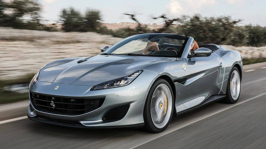 2018 Ferrari Portofino First Drive: Leaving California Behind