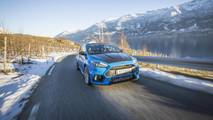 Ford Focus RS Norveç Taksisi