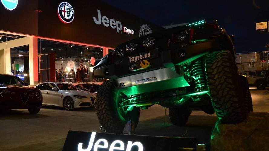 Inauguración concesionario Tayre Alfa Romeo y Jeep