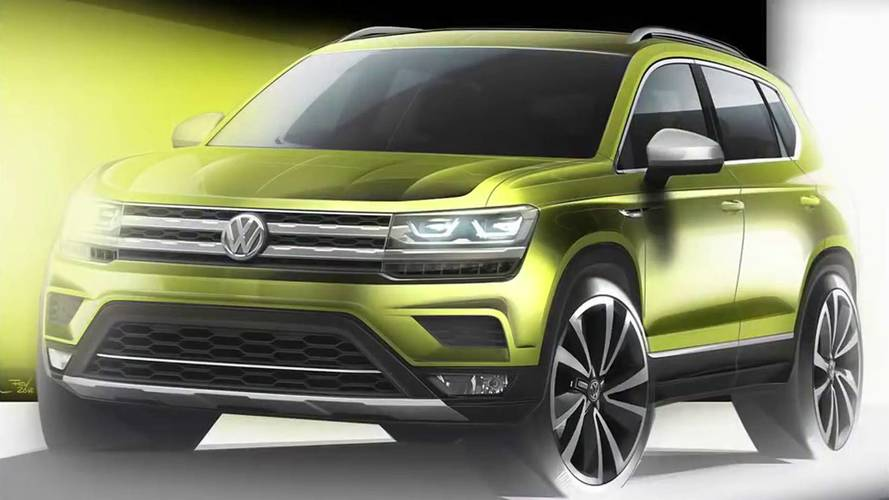 Este é o VW Tarek, rival do Compass que será feito na Argentina