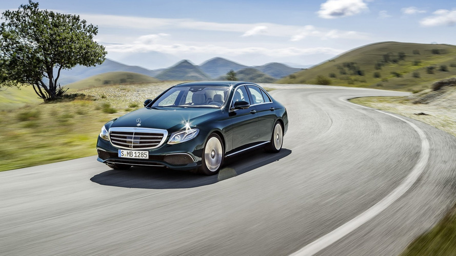 2016 Mercedes E-Class unveiled ahead of Detroit