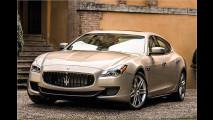 Neuer Maserati Quattroporte