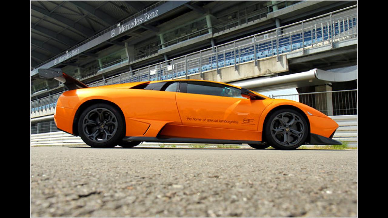 BF-performance Lamborghini Murciélago GT 680