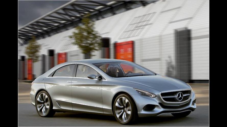 Unterwegs im Mercedes der Zukunft