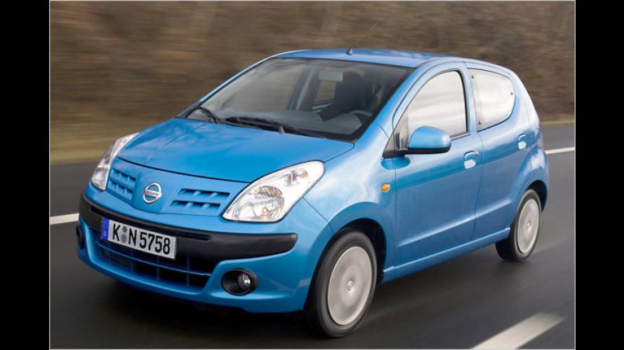 Nissans Fresh Edition: Bis zu 3.500 Euro sparen