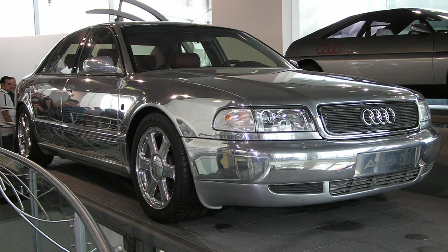 Audi A8 Roots – A Look Back At The 1993 ASF Concept