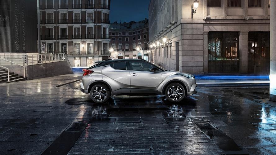 Toyota avec deux nouveautés et un concept au Mondial de l'auto à Paris