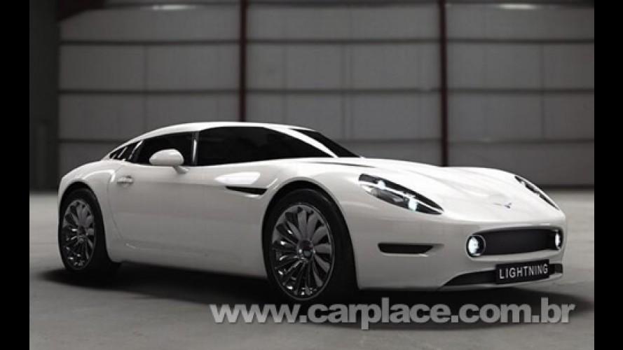 Lightning GT Eletric - O esportivo com motor elétrico de 700 cv de potência
