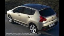 Novo Peugeot 3008 2010 - Divulgadas fotos e detalhes oficiais do crossover