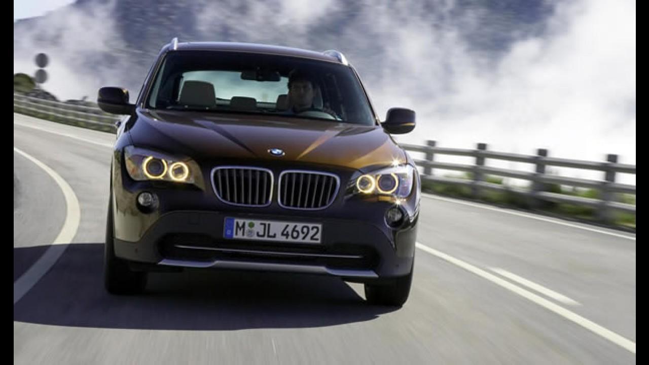 Apresentação mundial do BMW X1 2010 pode ser feita no dia 12/08 no Brasil!