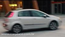 Fiat divulga primeiro teaser do Novo Punto Evo - Modelo foi flagrado novamente