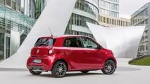 Smart model gamı 109 bg'lik Brabus gücü ile Pekin'de yerini aldı
