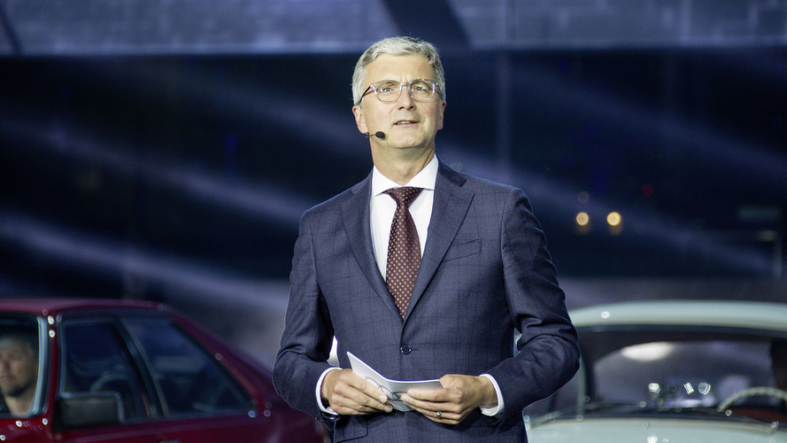 Volkswagen boss tries to shut down Audi CEO speculation