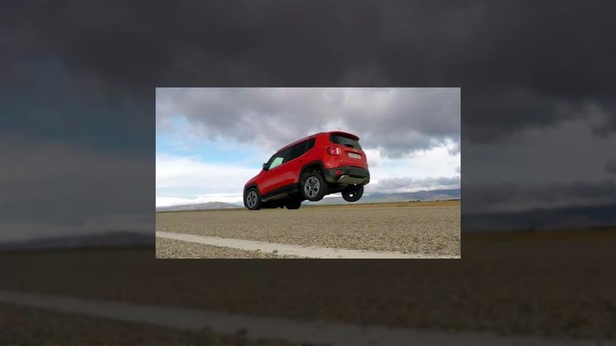 Problèmes de freinage pour le Jeep Renegade lors d'essais en Espagne