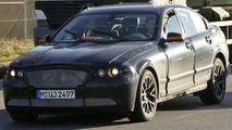 New BMW 5 Series Spied