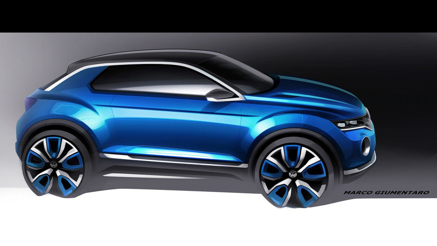 VW T-Roc R Already Being Considered With Golf R Power