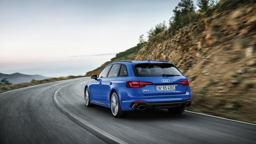 Audi RS4 Avant Avrupa'da satışa sunuldu