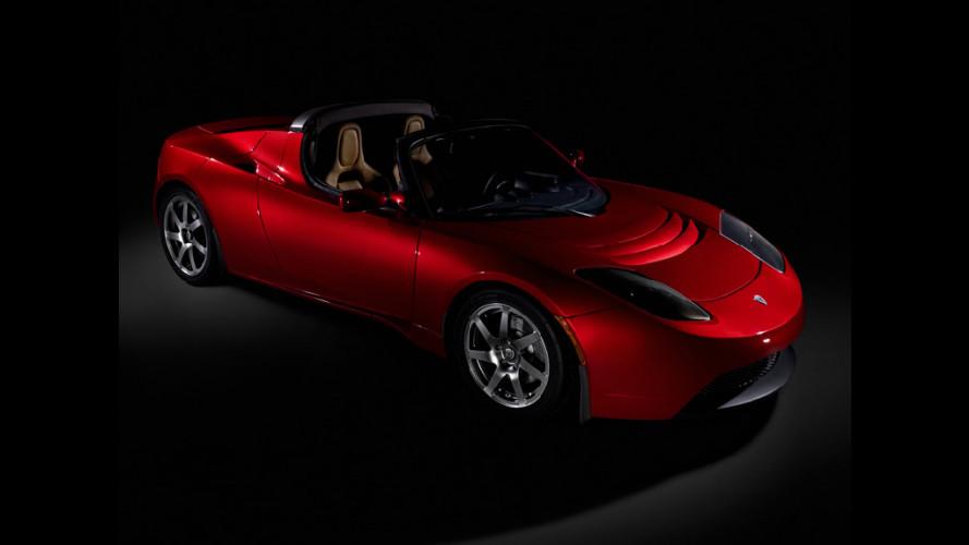 Tesla Motors: nuovi modelli dal 2010